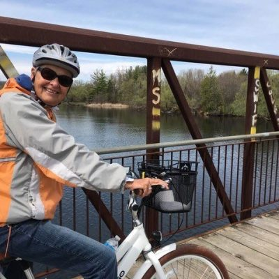 Peterborough and Kawartha Lakes by Electric Bicycle