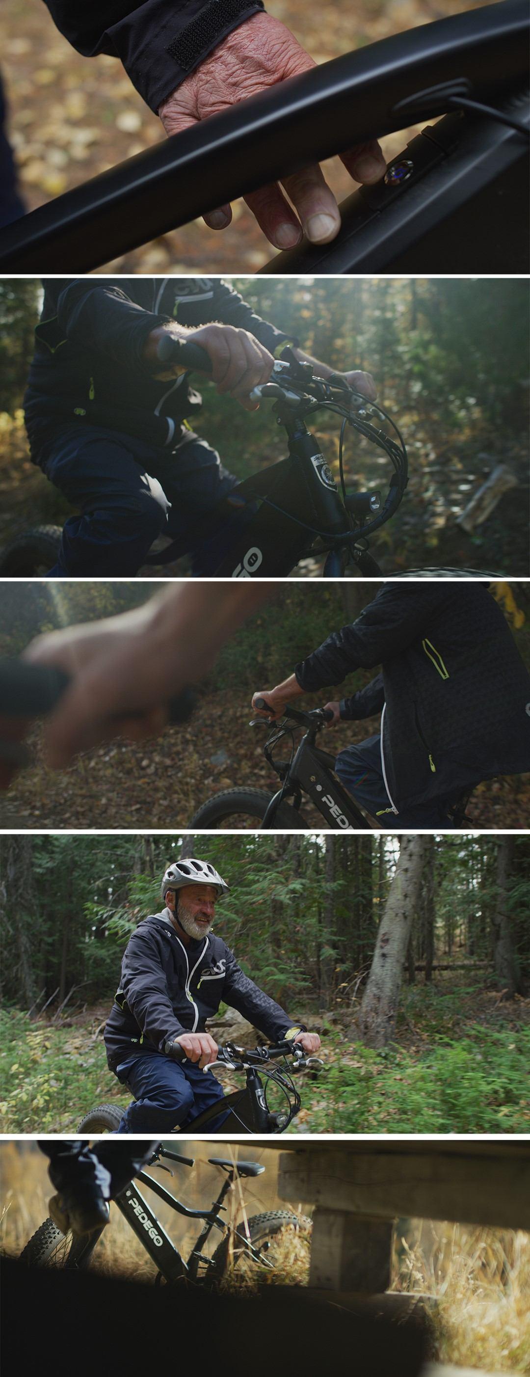 A Ride with Dad - Derek Frankowski Film
