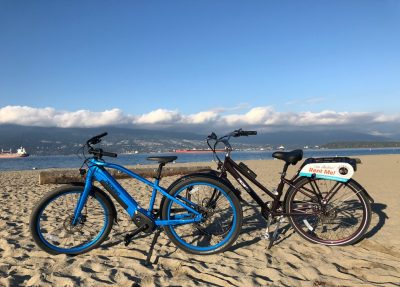 Vancouver and Montreal make the world's top 20 biking cities