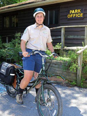 Pedego Prince Edward County helps Sandbanks Provincial Park
