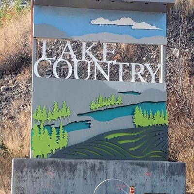 Lake Country Art Tour,Oyama, BC